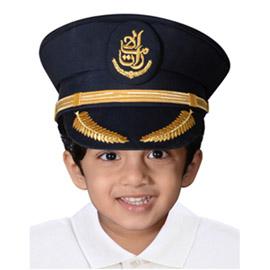 Emirates children s pilot hat  1990ec34489