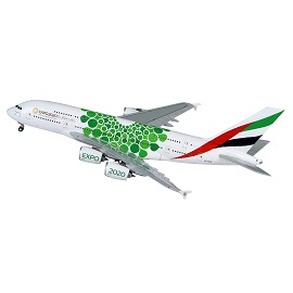 A380-800 | Aircraft Models | Emirates Official Store