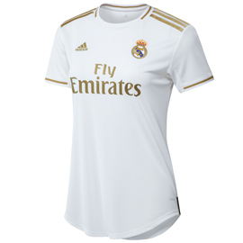 cheap for discount d7a2e 821d5 Real Madrid SS 2019-20 Home Ladies Shirt | Emirates Official ...
